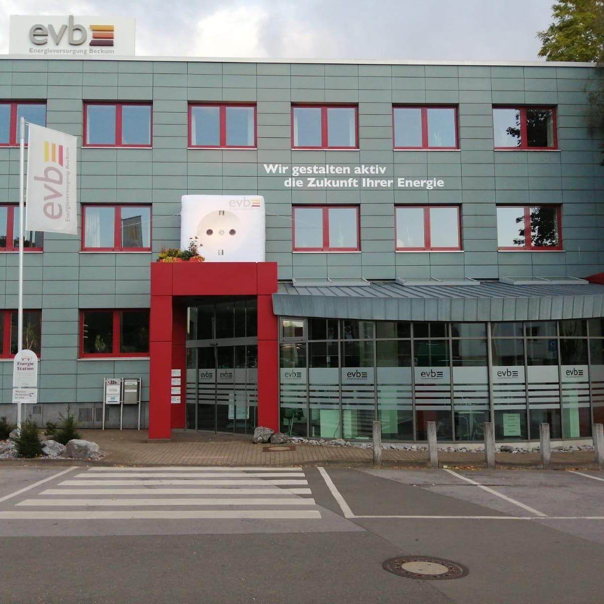 Foto evb-Gebäude